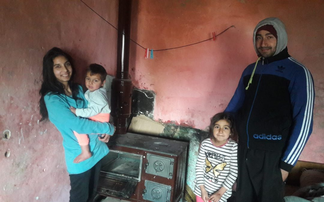 Help for a family in urgent need