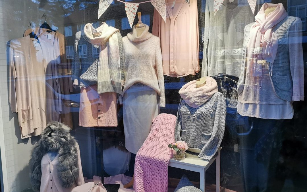 Our charity shop in Hassocks, West Sussex